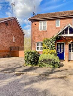 3 bedroom end of terrace house for sale - Minworth Close, Webheath, Redditch