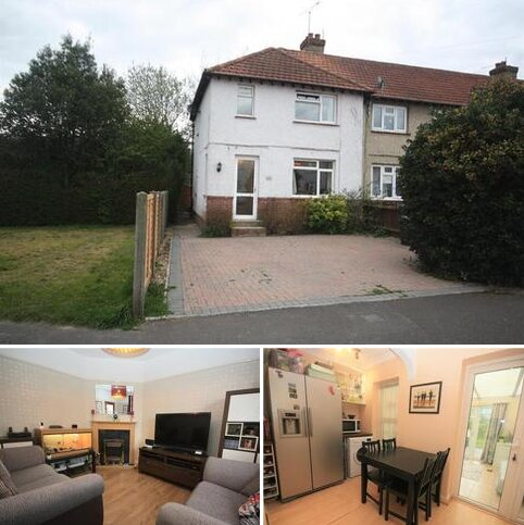 3 bedroom end of terrace house for sale - Locksley Road, Eastleigh