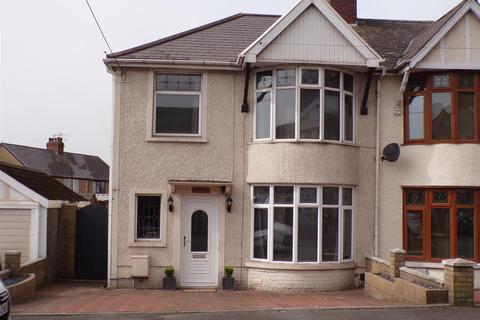 3 bedroom semi-detached house for sale - Bracken Road, Margam, Port Talbot