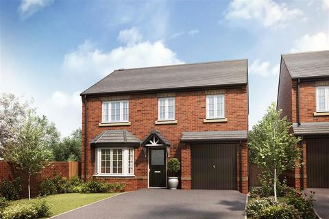 4 bedroom detached house for sale - The Downham - Plot 45 at Robinsons Place, Leeds Road WF14