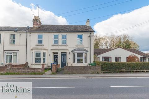 2 bedroom end of terrace house for sale - Station Road, Royal Wootton Bassett SN4 7