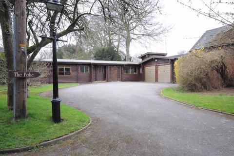 4 bedroom detached bungalow for sale - Longton Road, Stone