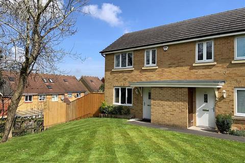 2 bedroom semi-detached house for sale - Rudman Park, Wiltshire Council, Chippenham, SN15