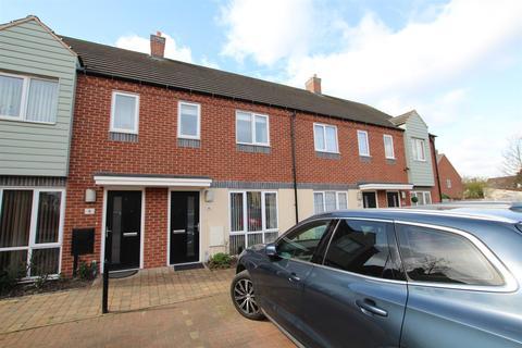 2 bedroom townhouse for sale - Queensbridge, Burton