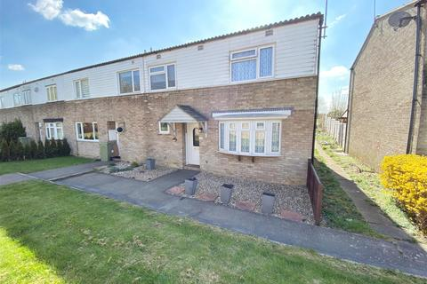 3 bedroom end of terrace house for sale - White Alder, Stacey Bushes, Milton Keynes
