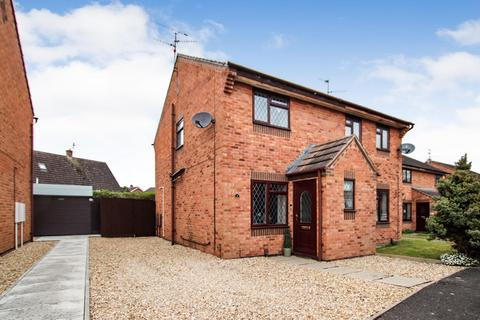 2 bedroom semi-detached house for sale - Hounsfield Close, Newark