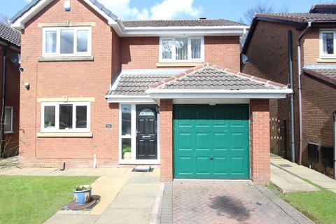 4 bedroom detached house for sale - Pallotine Walk, Sudden, Rochdale, OL LS