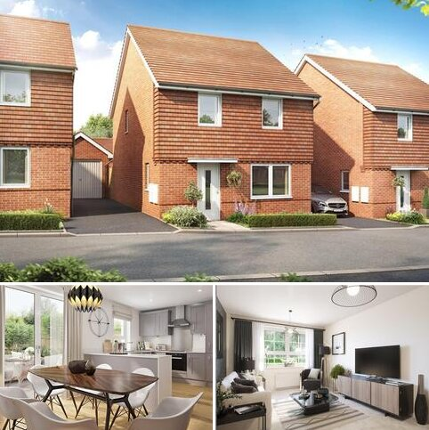 4 bedroom detached house for sale - Plot 267, Chester at Gillies Meadow, Park Prewett Road, Basingstoke, BASINGSTOKE RG24