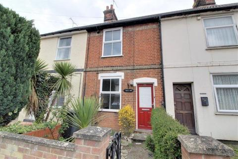 2 bedroom terraced house to rent - Westbourne Road, Ipswich IP1