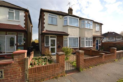 3 bedroom semi-detached house for sale - Moira Close, Luton, Bedfordshire, LU3