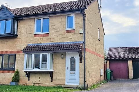 2 bedroom semi-detached house for sale - Swanage Close, St. Mellons, Cardiff. CF3