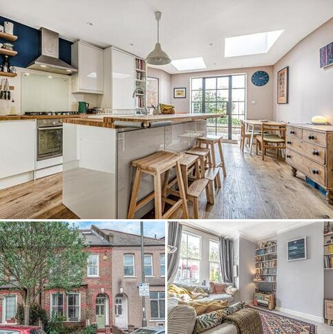3 bedroom terraced house for sale - Trevelyan Road, Tooting