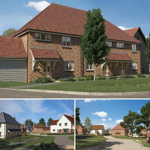 3 bedroom terraced house for sale - Plot 28, The Kipson at The Maltings, North Street, Biddenden TN27