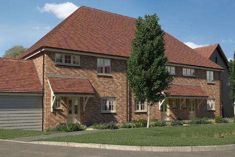 3 bedroom terraced house for sale - Plot 27, The Kipson at The Maltings, North Street, Biddenden TN27