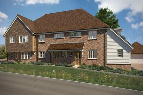 3 bedroom terraced house for sale - Plot 24, The Kipson at The Maltings, North Street, Biddenden TN27