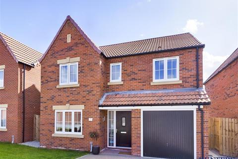 4 bedroom detached house for sale - Barley Avenue, Pocklington, York, YO42 2RW