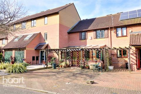 3 bedroom terraced house for sale - Woodley Headland, Woughton Marina