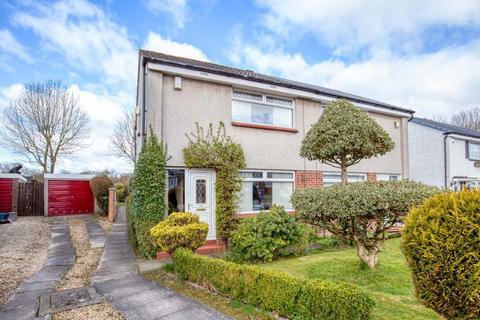 2 bedroom semi-detached house for sale - 19 Cowal Crescent, Kirkintilloch, G66 3SZ