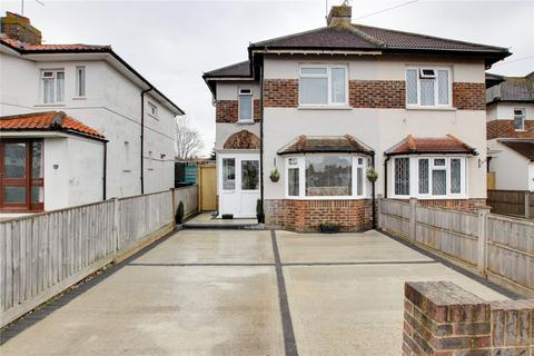 3 bedroom semi-detached house for sale - Hadley Avenue, Worthing, BN14