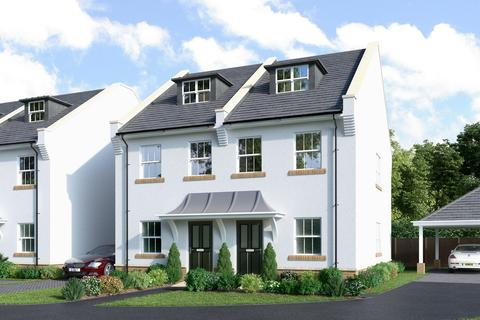 4 bedroom townhouse for sale - 15-17 Wills Road, Branksome , Poole, Dorset BH12