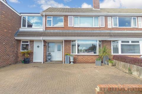 4 bedroom semi-detached house for sale - St. Davids Way, Whitley Bay, Tyne and Wear, NE26 1HZ
