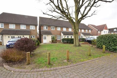 2 bedroom end of terrace house for sale - Forge Place, Horley, Surrey