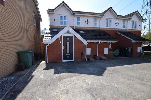2 bedroom end of terrace house for sale - Clonakilty Way, Pontprennau, Cardiff. CF23 8PR