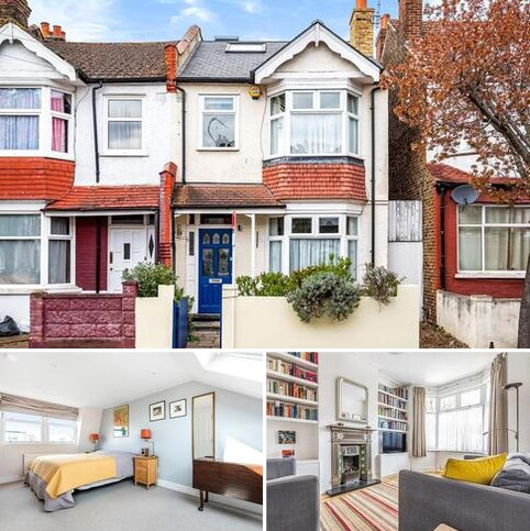 4 bedroom terraced house for sale - Ascot Road, London