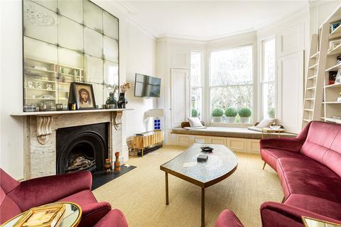 2 bedroom maisonette to rent - Leamington Road Villas, London, W11