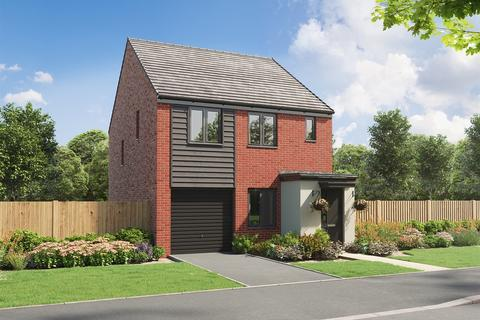 3 bedroom semi-detached house for sale - Plot 613, The Dalby at East Benton Rise, Station Road NE28
