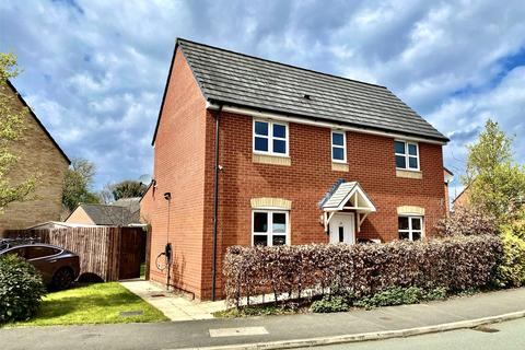 3 bedroom detached house for sale - Whitehead Drive, Gatewen Village, Wrexham, LL11