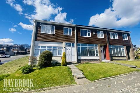 3 bedroom end of terrace house for sale - Fox Hill Crescent, Sheffield