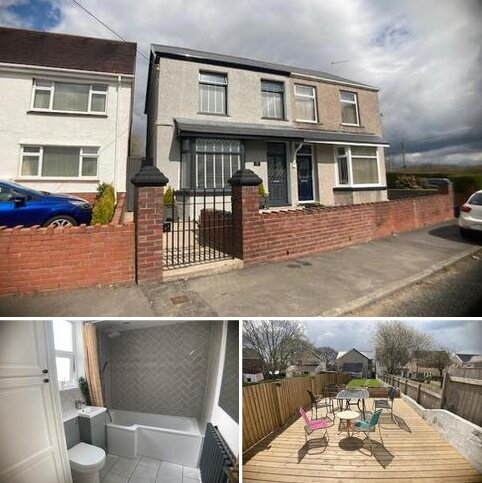 3 bedroom semi-detached house for sale - Clordir Rd, Pontlliw