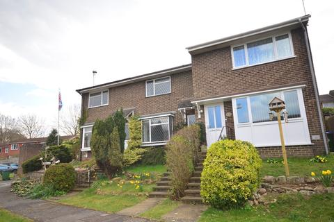 2 bedroom terraced house to rent - Dunvan Close Lewes BN7