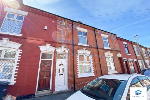 2 bedroom terraced house for sale - Diseworth Street, Leicester, LE2