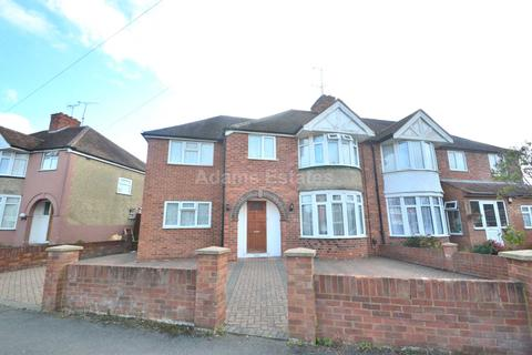 4 bedroom semi-detached house to rent - Byron Road, Reading