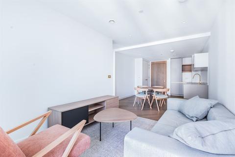 1 bedroom apartment to rent - No.4, Upper Riverside, Cutter Lane, Greenwich Peninsula, SE10