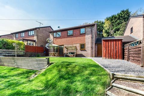4 bedroom link detached house for sale - Maesygwartha,  Abergavenny,  Monmouthshire,  NP7
