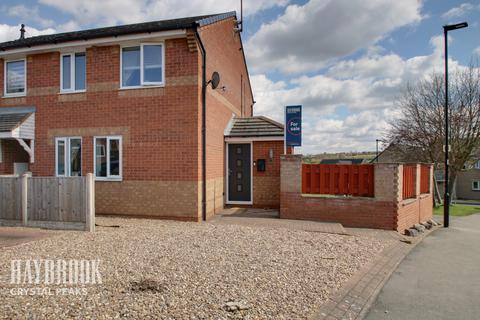 3 bedroom end of terrace house for sale - Deepwell Avenue, Sheffield