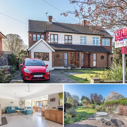 3 bedroom semi-detached house for sale - Orchard Rise, Croydon