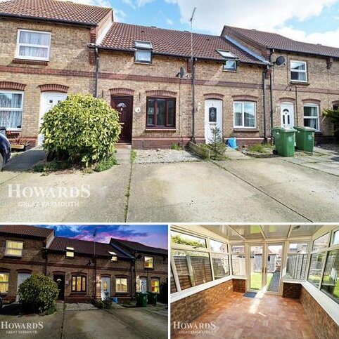 2 bedroom terraced house for sale - Finisterre Rise, Great Yarmouth