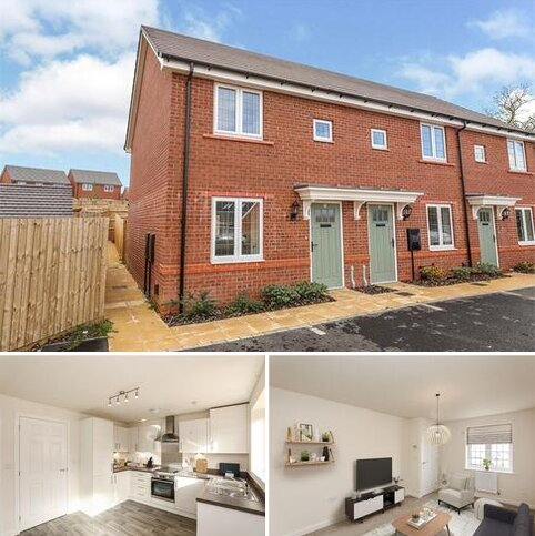 2 bedroom semi-detached house for sale - Zouche Way, Bushby, Leicester