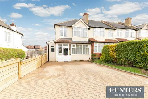 3 bedroom end of terrace house for sale - Stoneleigh Avenue, KT4