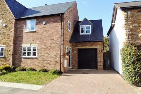 3 bedroom semi-detached house to rent - Bakehouse Lane, Mears Ashby