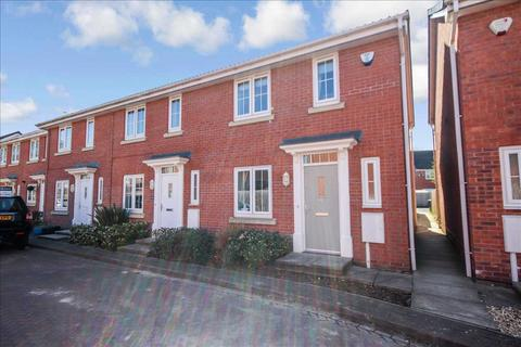 3 bedroom end of terrace house for sale - Magnus Court, North Hykeham, Lincoln