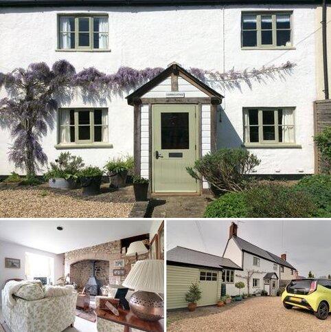 3 bedroom semi-detached house for sale - Sampford Moor, Wellington