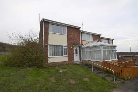 2 bedroom end of terrace house for sale - Coates Close, Stanley, Co. Durham