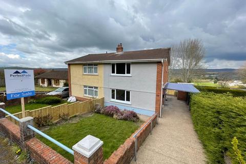 3 bedroom semi-detached house for sale - Heol Y Garn, Garnswllt, Ammanford