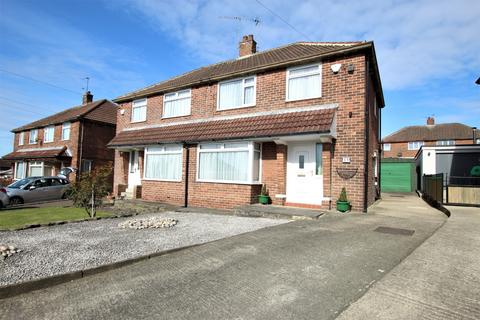3 bedroom semi-detached house for sale - Queensthorpe Close, Bramley, LS13