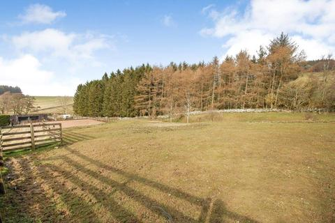 Equestrian property for sale - Residential Plot with Grazing, Buxton, Selkirk, Scottish Borders, TD7